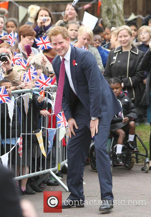 how to get in contact with prince harry