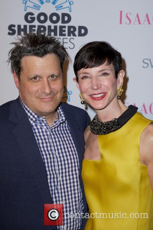 Isaac Mizrahi and Amy Fine Collins 2