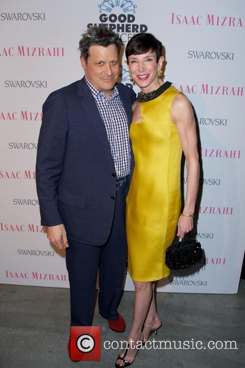 Isaac Mizrahi and Amy Fine Collins 5