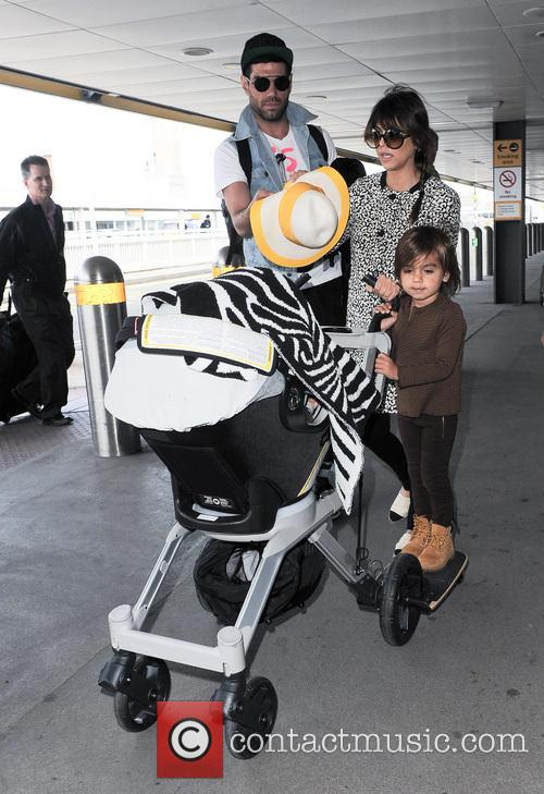Kourtney Kardashian, Kris Jenner and Mason Disick 2