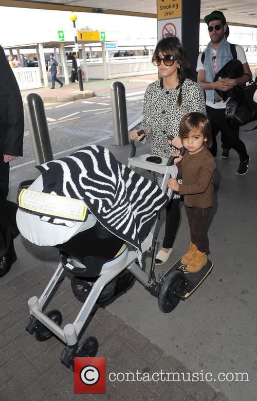 Mason Disick, Kourtney Kardashian and Kris Jenner 36