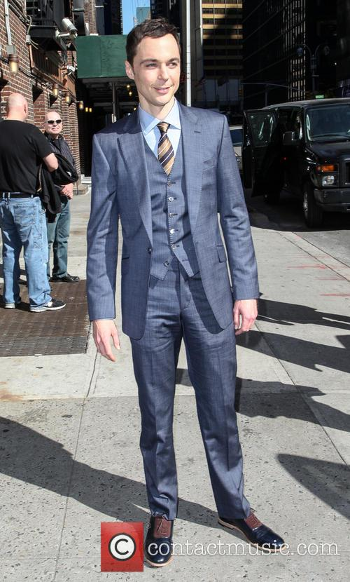 jim parsons celebrities at the ed sullivan 3628333