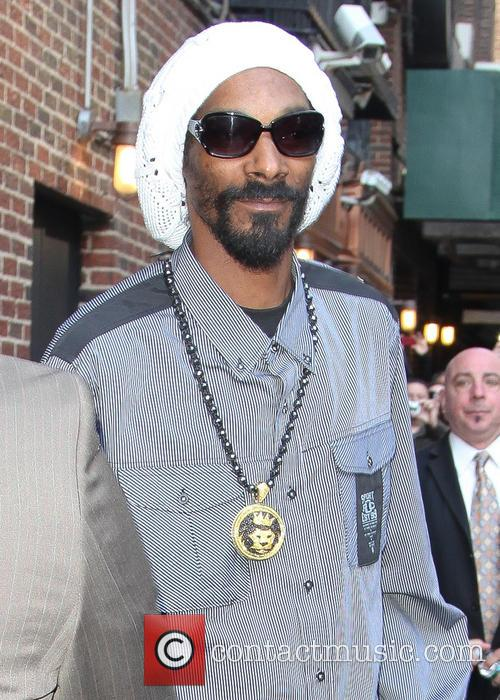 Snoop Lion The Later Show