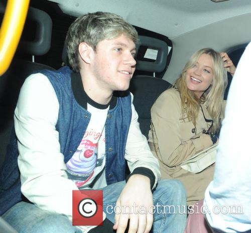 Niall Horan and Laura Whitmore 5