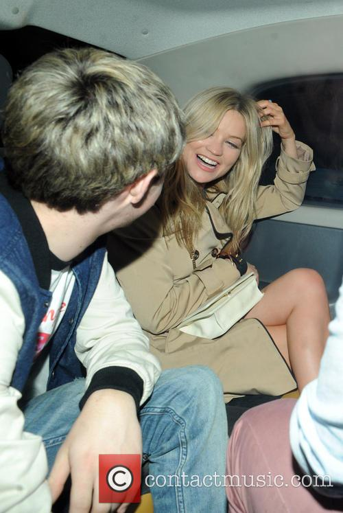 Niall Horan and Laura Whitmore 6