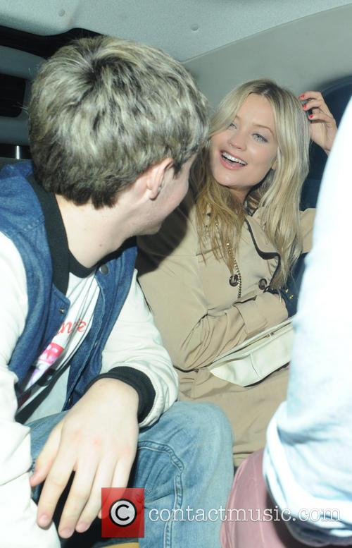 Niall Horan and Laura Whitmore 8