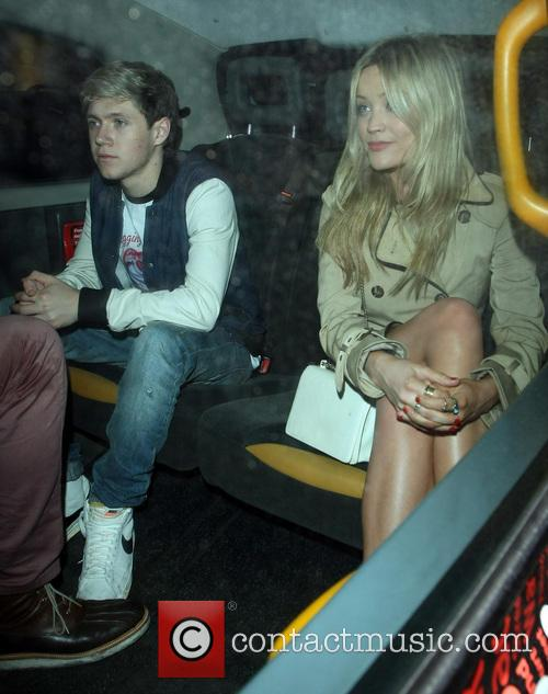 Niall Horan and Laura Whitmore 11