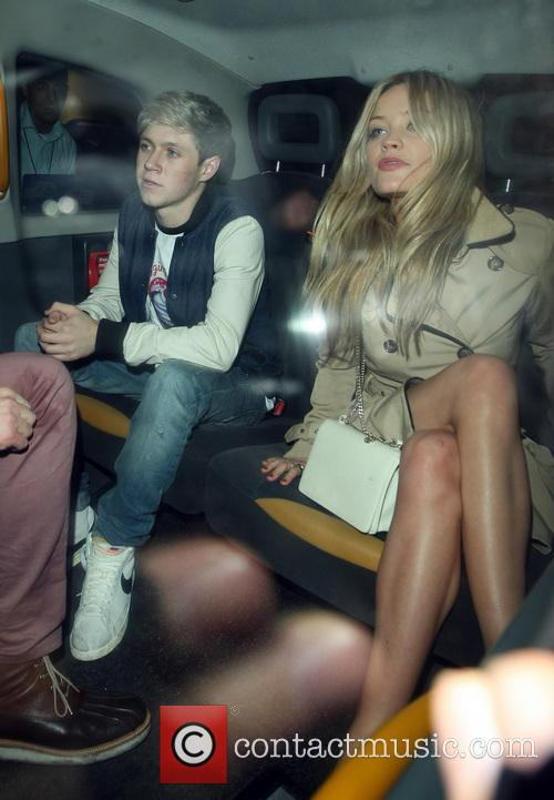 Niall Horan and Laura Whitmore 1