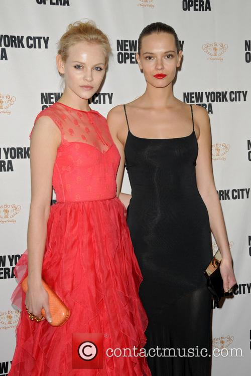 Ginta Lapina and Aleksandra Cvetkovic 6