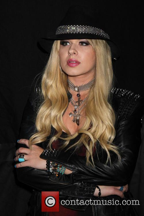 Hard Rock Honors Orianthi
