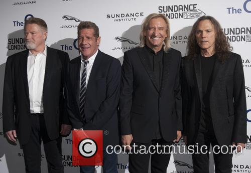 Glenn Frey, Don Henley, Joe Walsh, Timothy B Schmit and Eagles 3