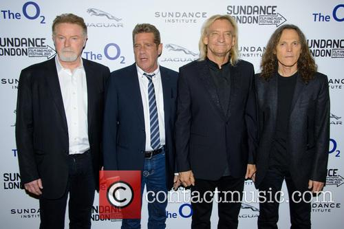 Glenn Frey, Don Henley, Joe Walsh, Timothy B Schmit and Eagles 1