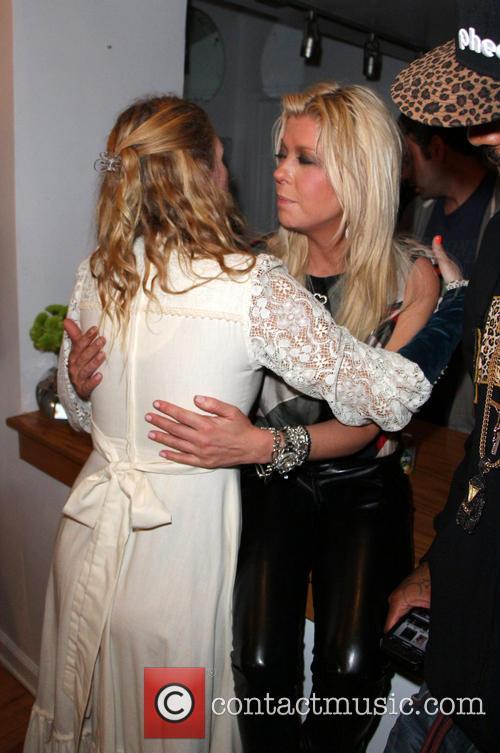 Ashley Paige and Tara Reid 2