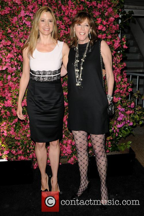 Mira Sorvino and Jane Rosenthal 3