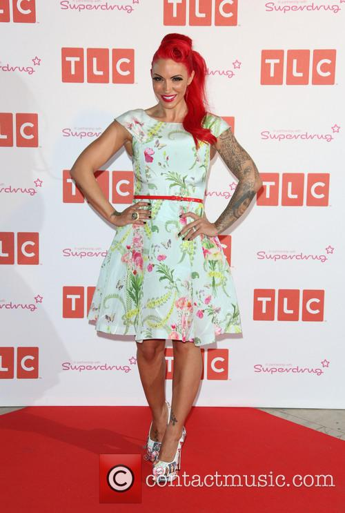 jodie marsh tlc channel launch held at 3628110