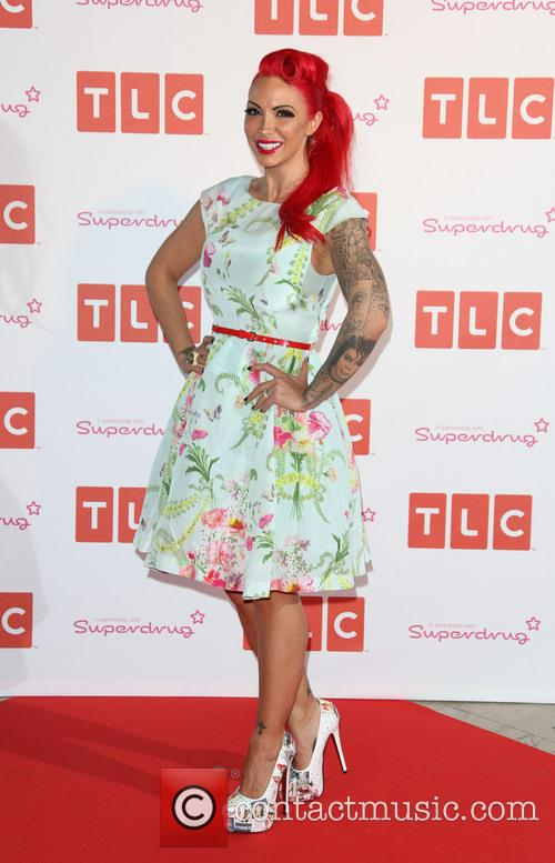 jodie marsh tlc channel launch held at 3628111