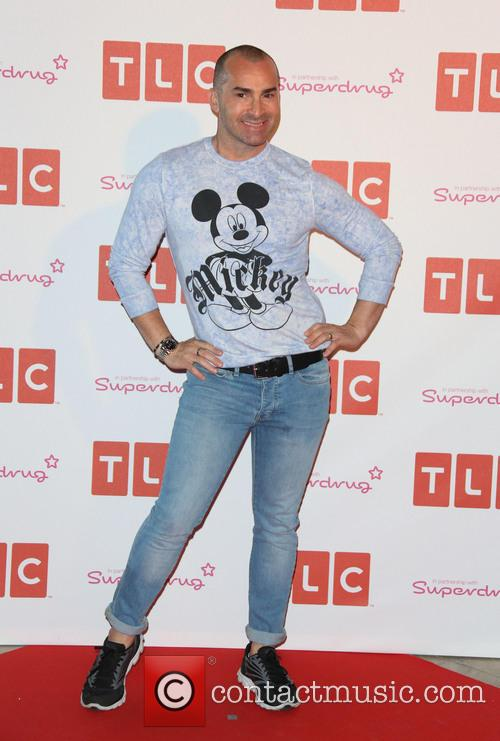 louie spence tlc channel launch held at 3628295