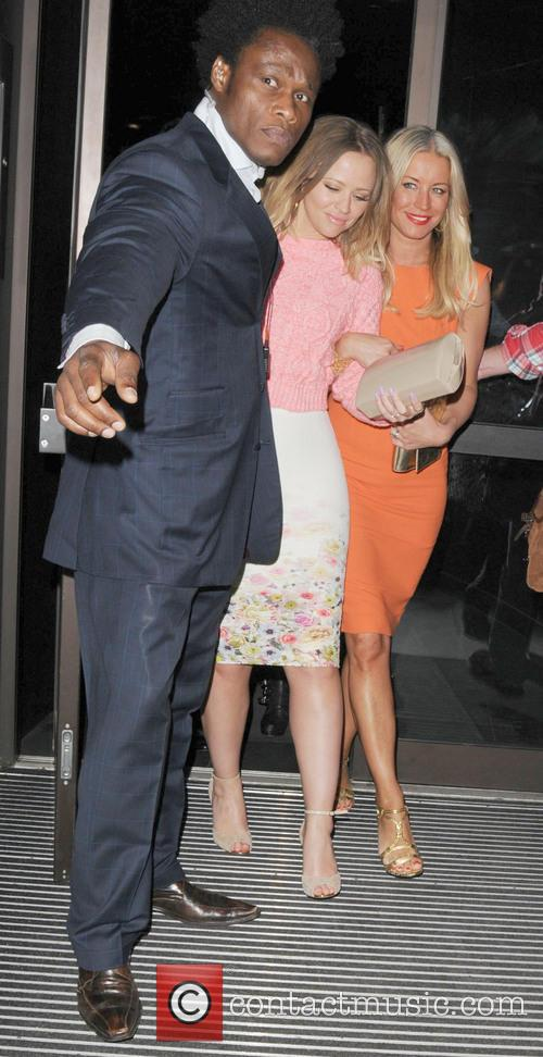 Kimberly Walsh and Denise Van Outen 2