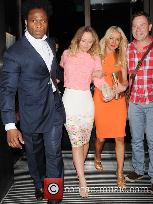 Kimberly Walsh, Denise Van Outen and Richard Arnold 3