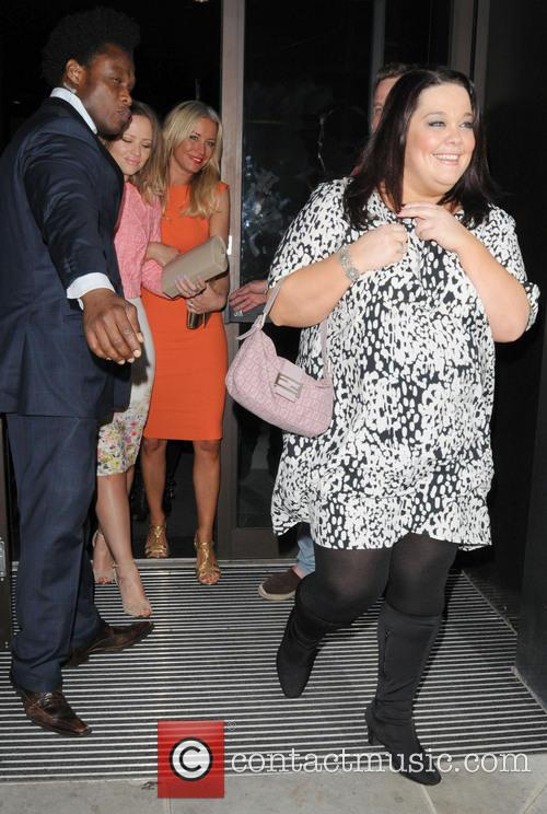 Lisa Riley, Denise Van Outen and Kimberley Walsh 2