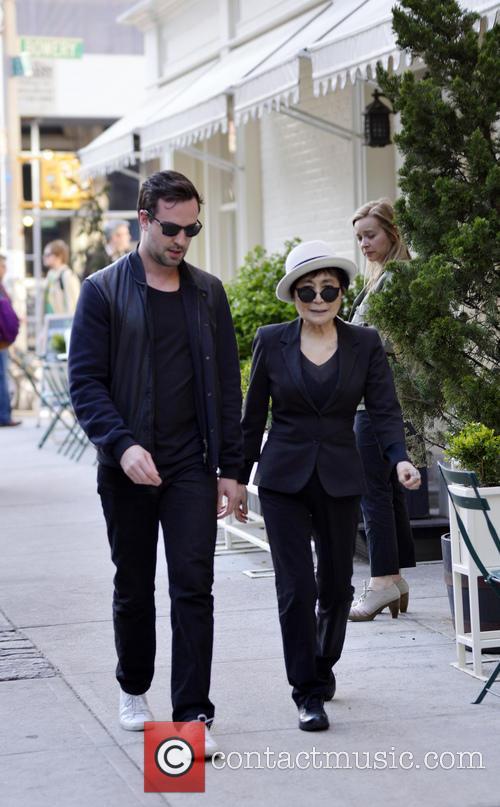 Yoko Ono, New York