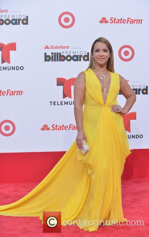 Billboard and Adamari Lopez