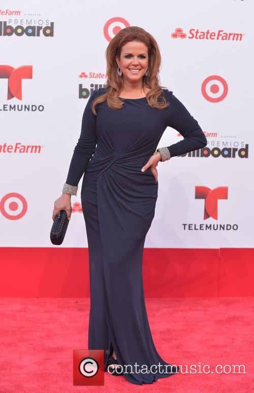 Billboard and Maria Celeste Arraras