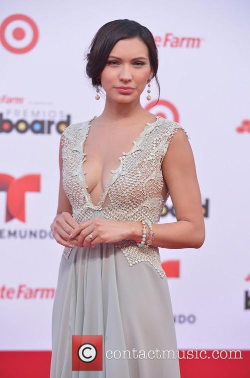 Billboard and Michelle Vargas 1