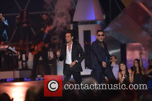 Marc Anthony and Tito El Bambino 4
