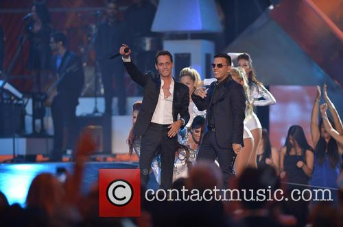 Marc Anthony and Tito El Bambino 5