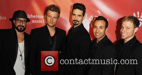 Aj Mclean, Nick Carter, Kevin Richardson, Howie Dorough, Brien Littrell and Backstreet Boys 2