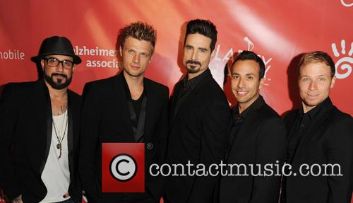 Aj Mclean, Nick Carter, Kevin Richardson, Howie Dorough, Brien Littrell and Backstreet Boys 1