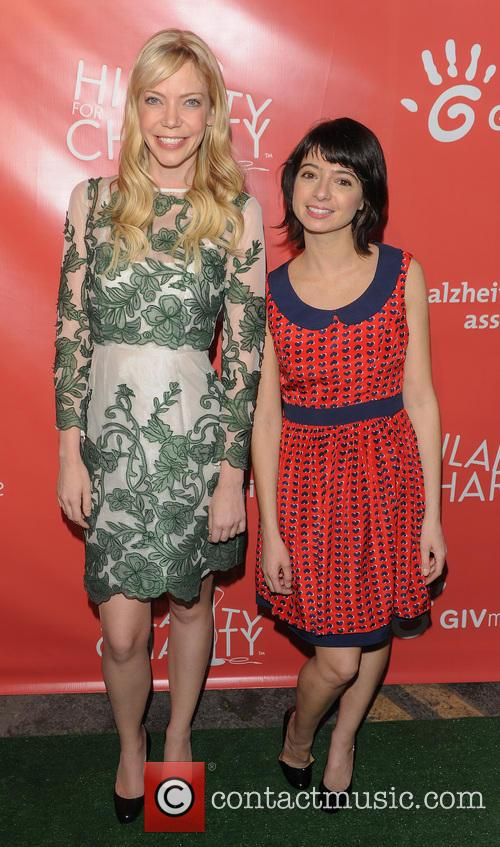 Riki Lindhome and Kate Micucci 1
