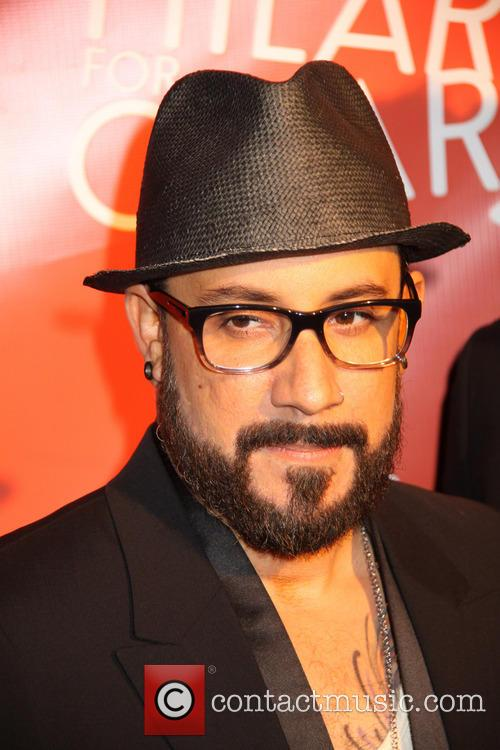 Backstreet Boys and A.j. Mclean 7