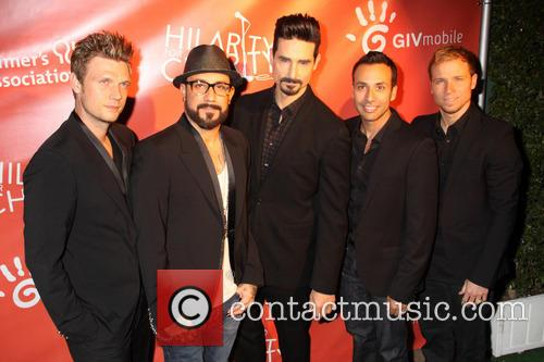 Backstreet Boys, Nick Carter, A.j. Mclean, Kevin Richardson, Howie Dorough and Brian Littrell 5