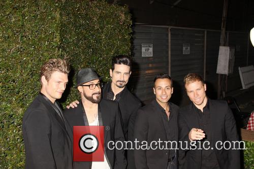 Backstreet Boys, Nick Carter, A.j. Mclean, Kevin Richardson, Howie Dorough and Brian Littrell 6