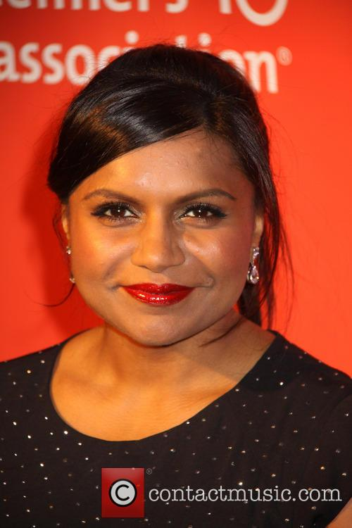 mindy kaling hilarity for charity benefiting the 3629970