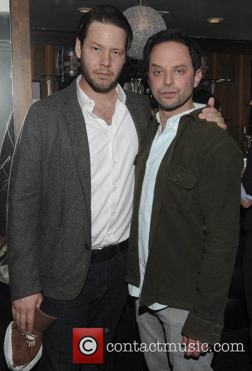 Ike Barinholtz and Nick Kroll