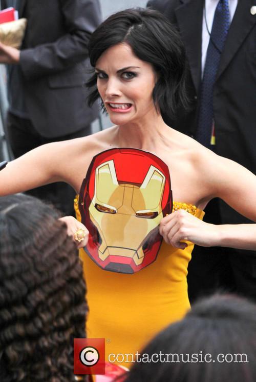 Jaimie Alexander Iron Man