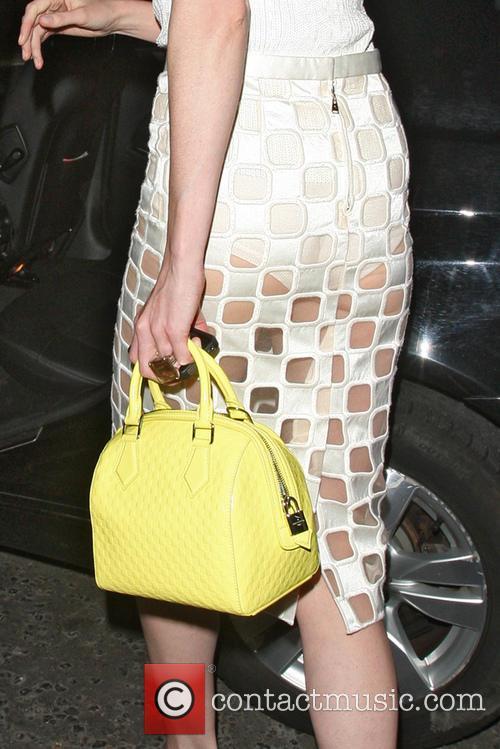 Celebrities, Louis Vuitton and New Bond Street 3