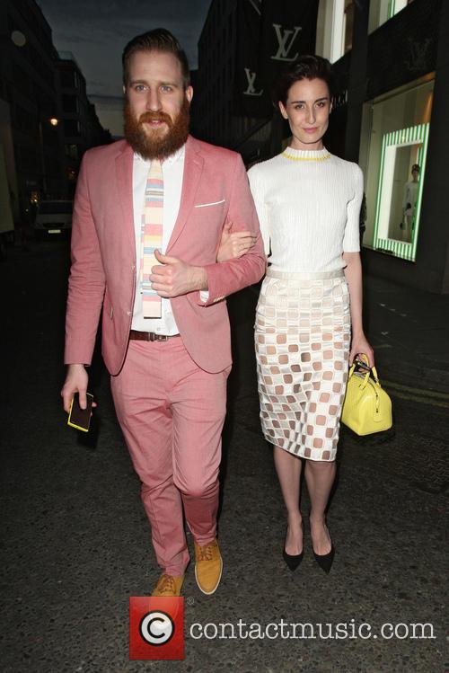 Celebrities, Louis Vuitton and New Bond Street 1