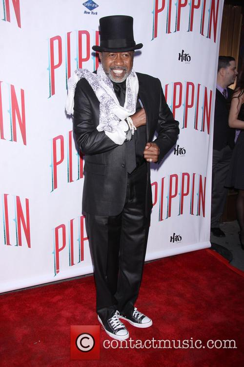 Opening night of the Broadway musical 'PIPPIN' at...