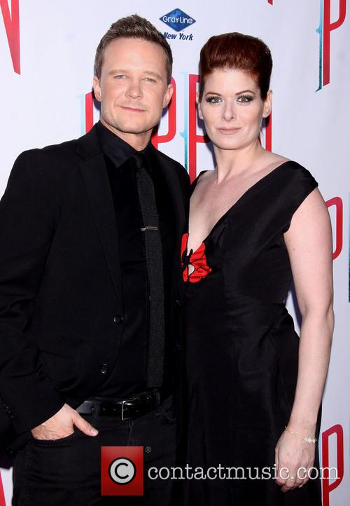 Will Chase and Debra Messing 6