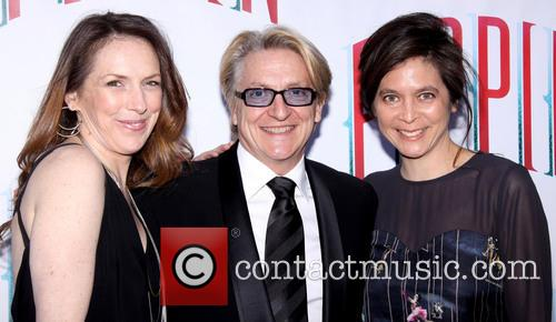 Gypsy Snider, Chet Walker and Diane Paulus 5