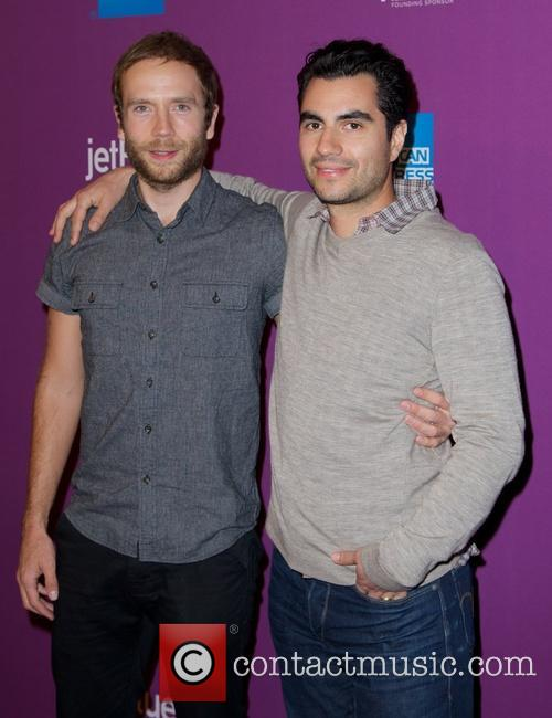 Mark Webber and Adam Bhala Lough 2