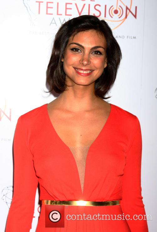 morena baccarin 34th college television awards gala 3629387