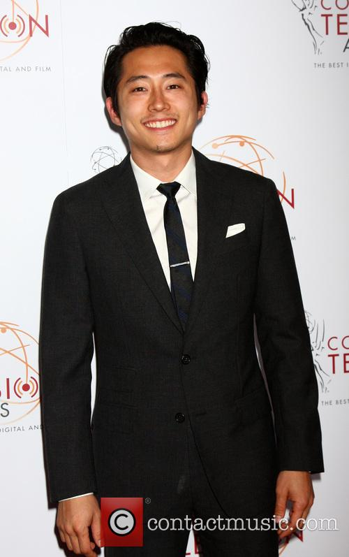 Steven Yeun, JW Marriott