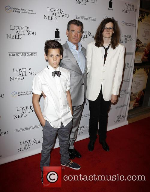 Los Angeles premiere of 'Love Is All You...