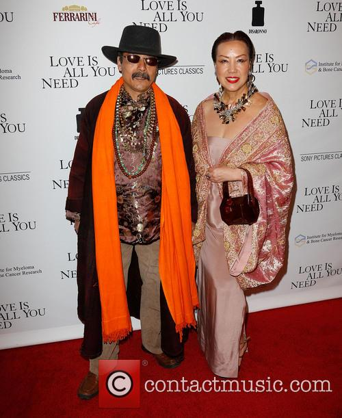 Love Is All, Romio Shrestha and Sue Wong 8