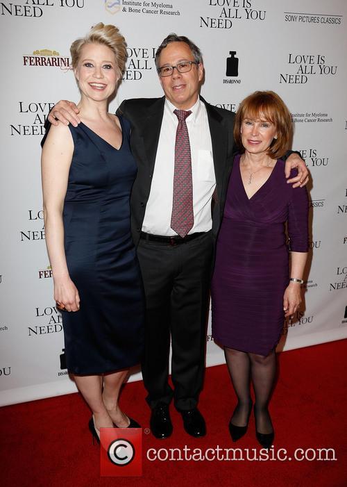 Trine Dyrholm, Jim Berenson and Debra Berenson 7